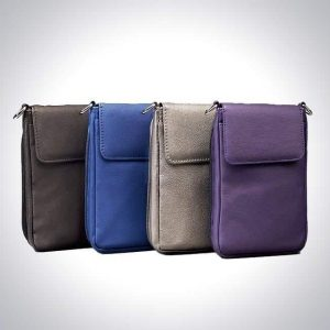 Crossbody Smart Phone Pouch – 3 Colors  – Gun Tote'n Mamas