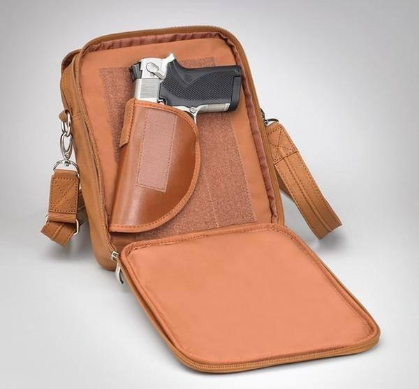 GTM-14 Concealed Carry Urban Shoulder Bag