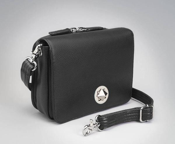 GTM-15 Cross Body Organizer Black