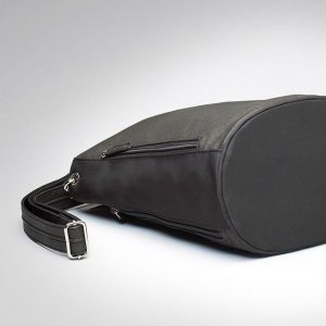 Black Bucket Tote