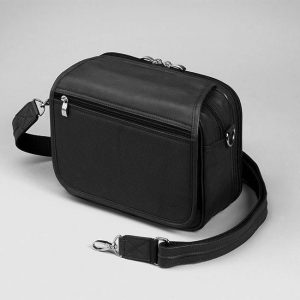 GTM 28 Classic Boston Bag Black