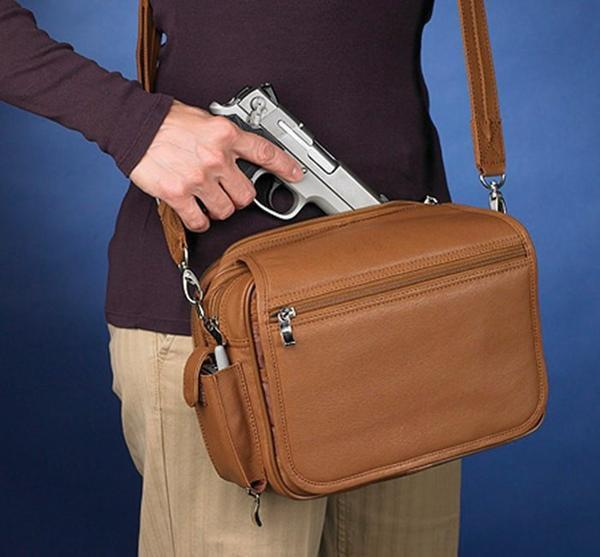 GTM-28 Classic Boston Bag Draw Gun