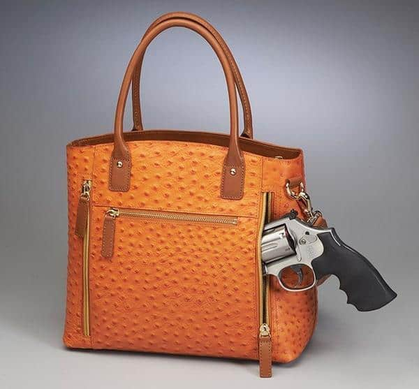 GTM-51 Town Tote Orange with Gun