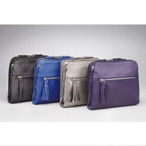 Crossbody Organizer Handbag – 3 Colors – GTM-92