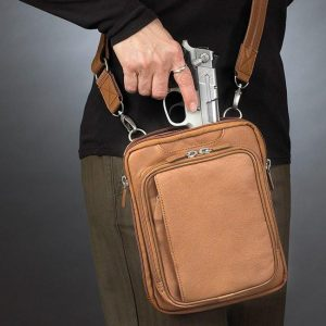 Concealed Carry Raven Shoulder Pouch