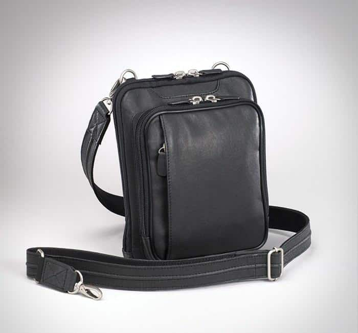 GTM-99 Concealed Carry Raven Shoulder Pouch Black
