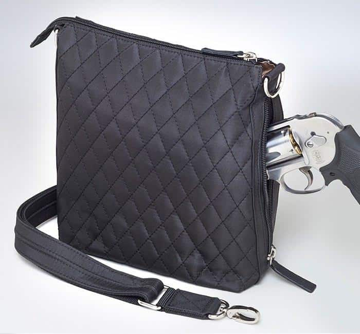 GTM/QMF 20 Cross Body Quilted Sac
