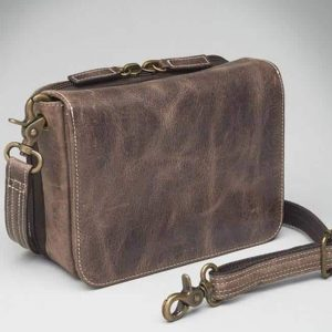 Distressed Buffalo Leather Concealed Carry Crossbody Organizer – Gun Tote'n Mamas
