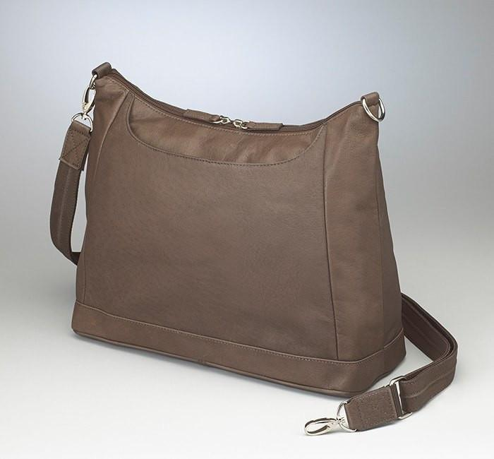 GTM 90 Concealed Carry Large Hobo Sac Brown