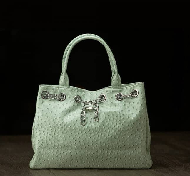 Nicole – Limited Edition Green Concealed Carry Handbag