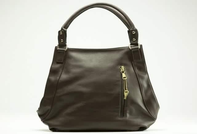 Kat Concealed Carry Handbag Brown