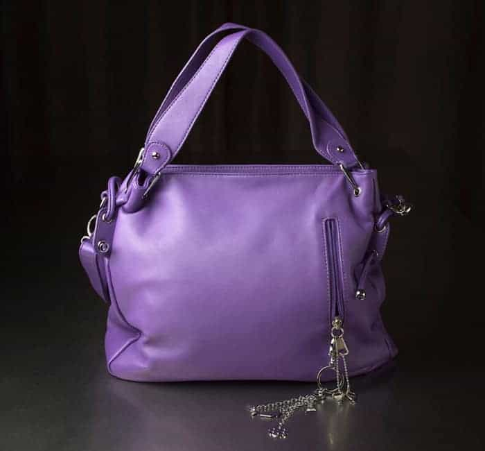 Aurora Concealed Carry Handbag Back