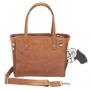 Washable Leather CCW Wallet – Tote