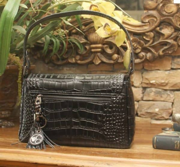 croc black back sq s