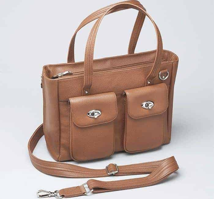 GTM-86 Cargo Tote Brown