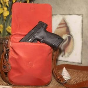 Concealed Carry Purse – Casual Carry Crossbody Compact – Spice