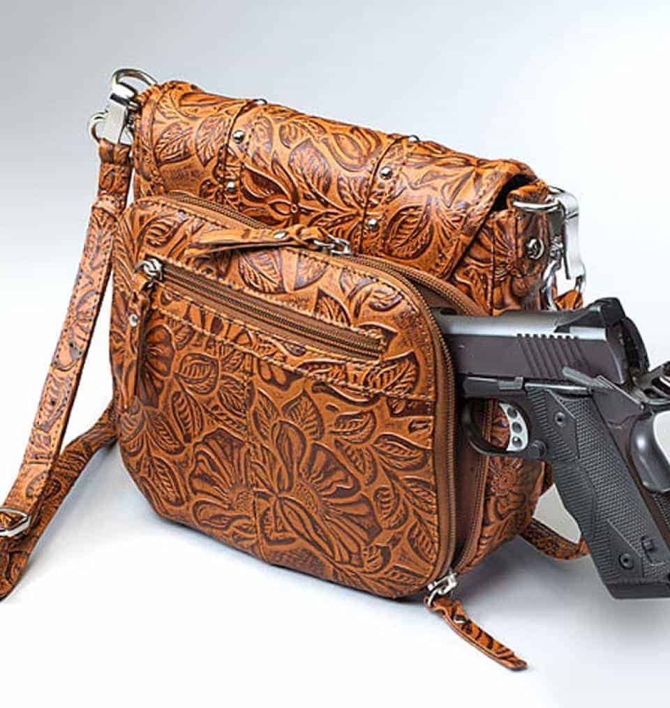 Gun Tote'n Mamas® Concealed Carry Purses Vs. Concealed Carrie®