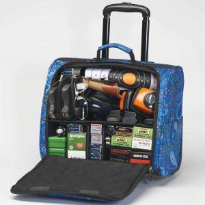 GTM/QMF-816 Paisley Rolling Range Bag