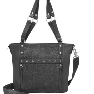 BOHO Shoulder Purse – Black