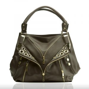 Chocolate Sassy Kat CCW Purse By Urban Moxy