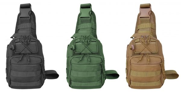 Tactical Go Pack 6007 Roma Leather