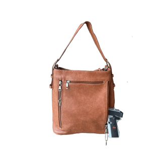 Vegan Leather Concealed Carry Purse